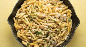 طرز تهیه پاستا آلفردو، یک غذای رویایی و بسیار خوشمزه,تایم آرامش