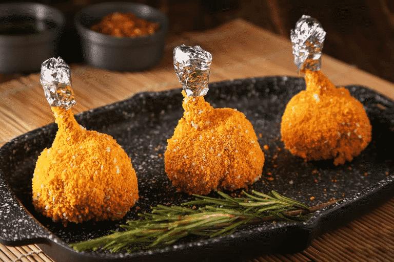 طرز تهیه پاچینی مرغ سوخاری تند و خوشمزه به روش فست فودی,تایم آرامش