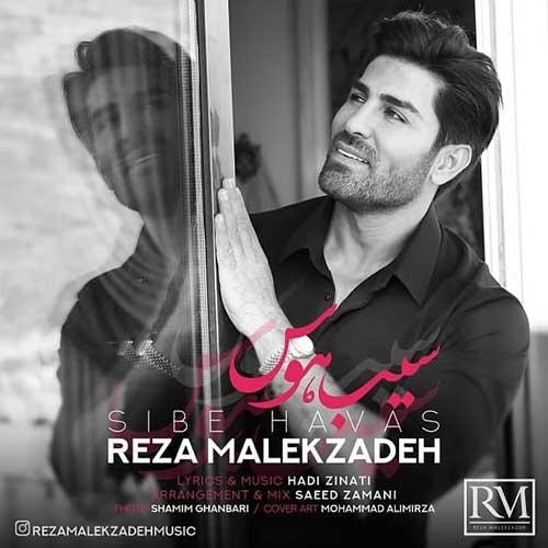 دانلود آهنگ جدید زیبا از رضا ملک زاده به نام سیب هوس+متن آهنگ