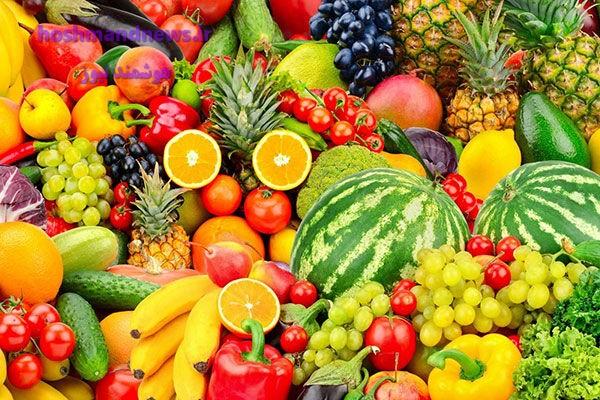 سیستم ایمنی بدن را با میوههای رنگارنگ علیه کرونا بیمه کنید/تایم آرامش
