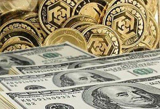 بازار دلار در وضعیت جدید/ سکه در کانال ۱۲ میلیونی پیشروی کرد/تایم آرامش