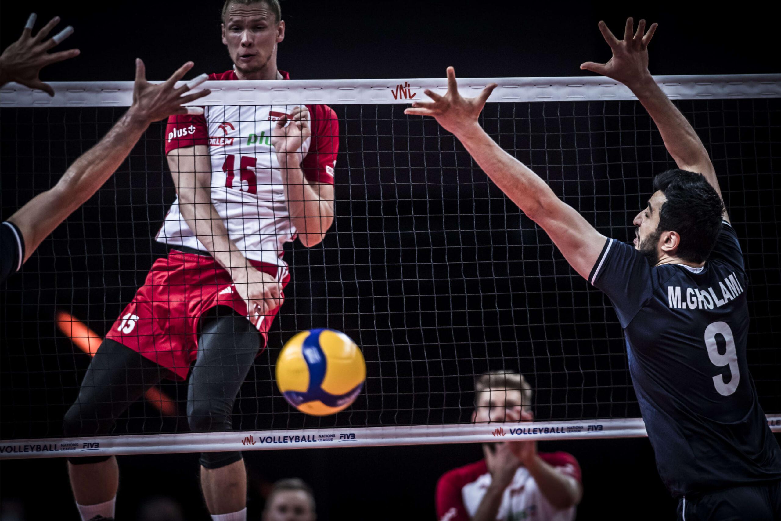 ایران ۰ – لهستان ۳، الکس نسخه تیم ملی را پیچید.