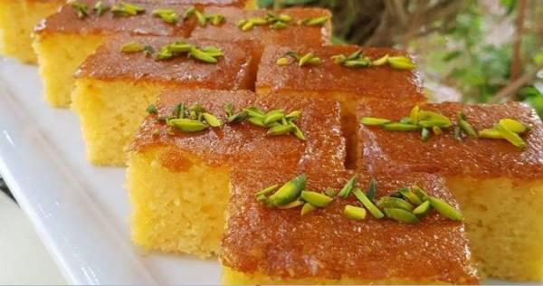 آموزش پخت کیک کاراملی خانگی و خوشمزه