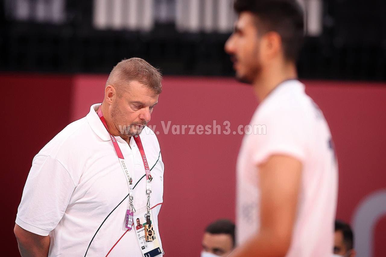 شکست تلخ و غیرمنتظره تیم والیبال، ایران 0 کانادا 3